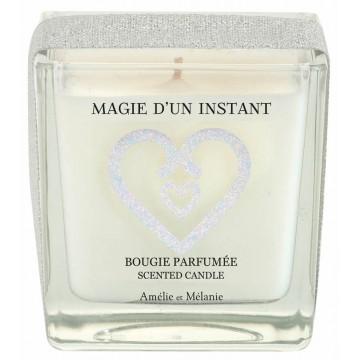 Bougie parfumée MAGIE D'UN INSTANT Amélie et Mélanie Lothantique