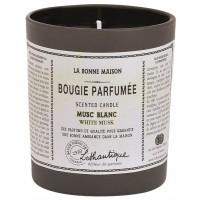 Bougie Parfumée MUSC BLANC Lothantique La Bonne Maison