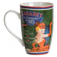 Mug CABARET DE PARIS Natives déco rétro vintage