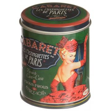 Bougie CABARET DE PARIS Natives déco rétro vintage
