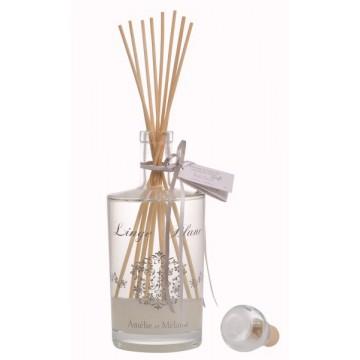 Parfum à Bâtons LINGE BLANC Lothantique Amélie et Mélanie