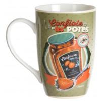 Mug CONFIOTE DES POTES Natives déco rétro vintage