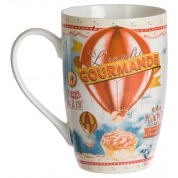 Mug L'ENVOLÉE GOURMANDE Natives déco rétro vintage