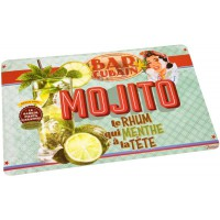 Set de table MOJITO Natives déco rétro vintage