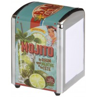 Distributeur de serviettes MOJITO Natives déco rétro vintage