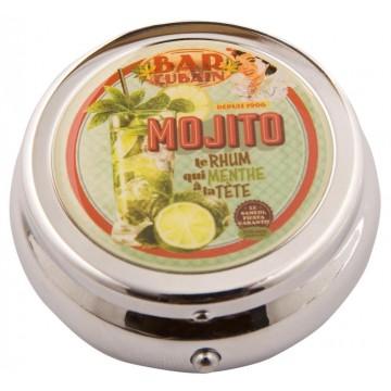 Cendrier de poche MOJITO Natives déco rétro vintage