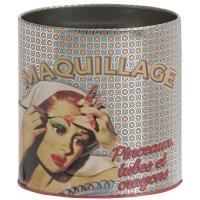 Pot à maquillage FEMME MIRO Natives déco rétro vintage humoristique