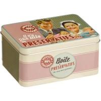 Boîte à préservatifs HEUREUX PAPA Natives déco rétro vintage