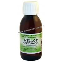 MÉLILOT OFFICINALE Extrait fluide Glycériné miellé Phytofrance Euro Santé Diffusion