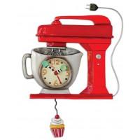 """Horloge """" Robot de cuisine """" Designs"""