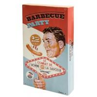 Coffret accessoires Barbecue COMBAT Natives déco rétro vintage