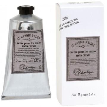 Crème mains LE JARDIN D'ÉLISA Lothantique