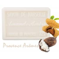 Savon AMANDE AMÈRE au beurre de karité 100 gr Savon de Marseille Pur végétal