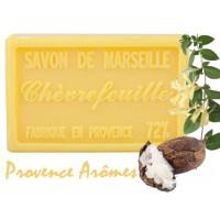 Savon CHÈVREFEUILLE au beurre de karité 100 gr Savon de Marseille Pur végétal