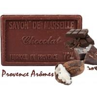 Savon CHOCOLAT au beurre de karité 100 gr Savon de Marseille Pur végétal