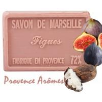 Savon FIGUE au beurre de karité 100 gr Savon de Marseille Pur végétal