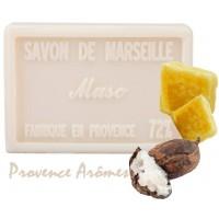 Savon MUSC au beurre de karité 100 gr Savon de Marseille Pur végétal
