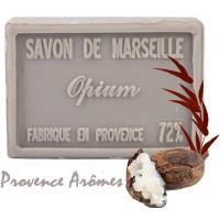 Savon OPIUM au beurre de karité 100 gr Savon de Marseille Pur végétal
