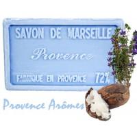 Savon PROVENCE au beurre de karité 100 gr Savon de Marseille Pur végétal