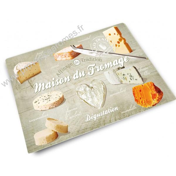 Planche d couper maison du fromage affinage de tradition for Affinage fromage maison