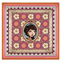 Coupelle en verre ÉMILY Lili Pétrol déco rétro vintage design