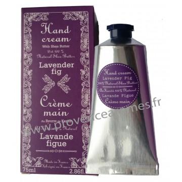 Crème mains LAVANDE FIGUE Un été Provence 75 ml