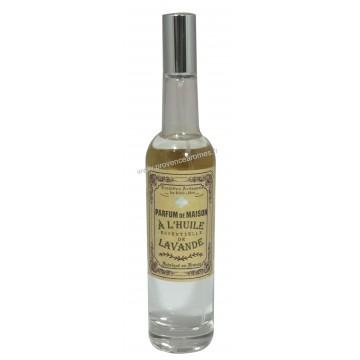 Parfum d'ambiance à l'huile essentielle de LAVANDE Un été en Provence