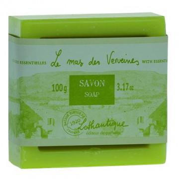 """Savon 100gr """" Le mas des verveines """" Lothantique"""