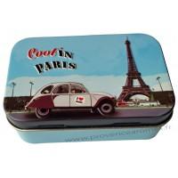 Boîte à savon DEUX CHEVAUX PARIS