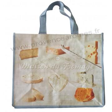 Sac cabas maison du fromage affinage de tradition for Affinage fromage maison