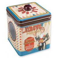 Boîte à bonbons CIRCUS PARADE Natives déco rétro vintage