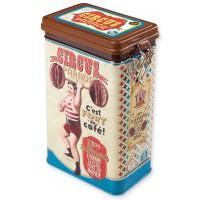 Boîte à café CIRCUS PARADE Natives déco rétro vintage