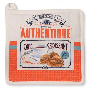 Manique CAFÉ CROISSANT Natives déco rétro vintage