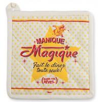 Manique MAGIQUE Natives déco rétro vintage