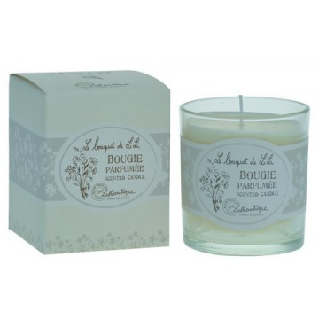 """Bougie parfumée """" Le bouquet de LiLi """" Lothantique"""