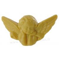 Petit savon en forme d'ange doré