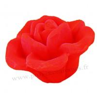 Savon en forme de rose Rouge 125g