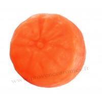 Petit savon en forme de mandarine