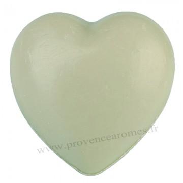 Savon coeur à l'huile d'olive 25 gr