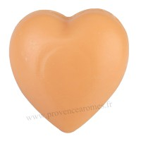 Savon coeur cannelle orange 25 gr