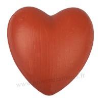 Savon coeur Coquelicot 25 gr