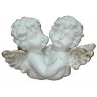 Figurine couple Anges Chérubins