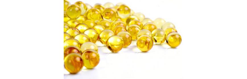 Perles de Bain - Billes d'huile de bain
