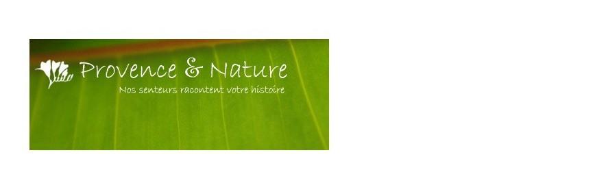 Parfum d'ambiance Provence et Nature