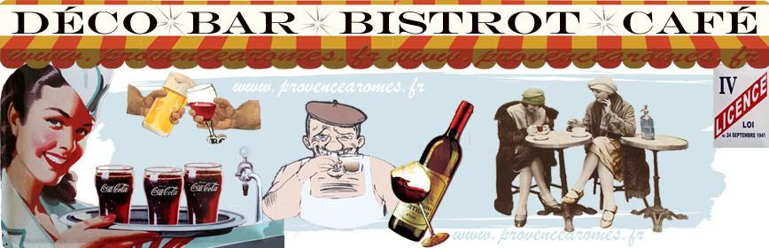 Déco ambiance Café Bar et Bistrot