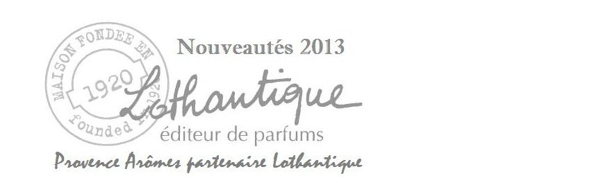 COLLECTION 2013 LOTHANTIQUE