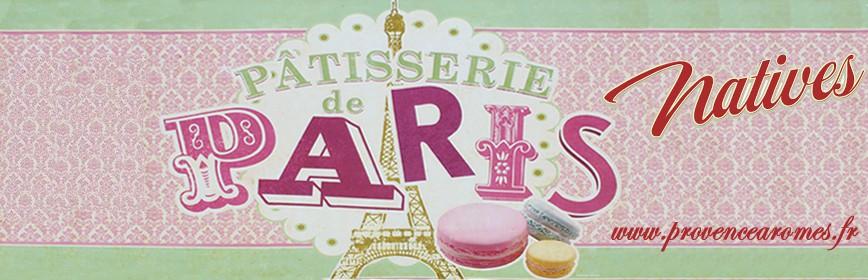 Pâtisserie de Paris Natives déco rétro vintage