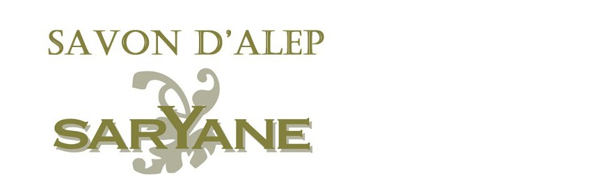 Saryane - Savon d'Alep véritable et Bio