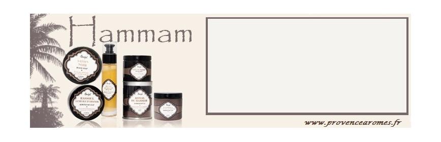 Hammam Baïja produits de soin et bien-être