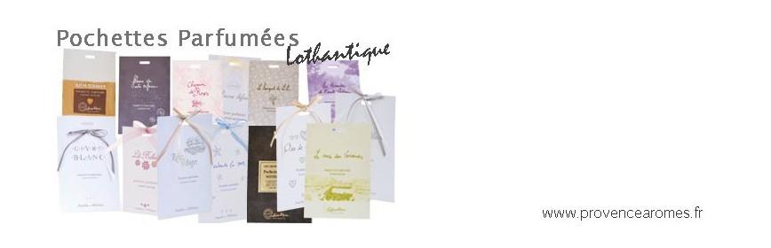Pochettes Parfumées Lothantique